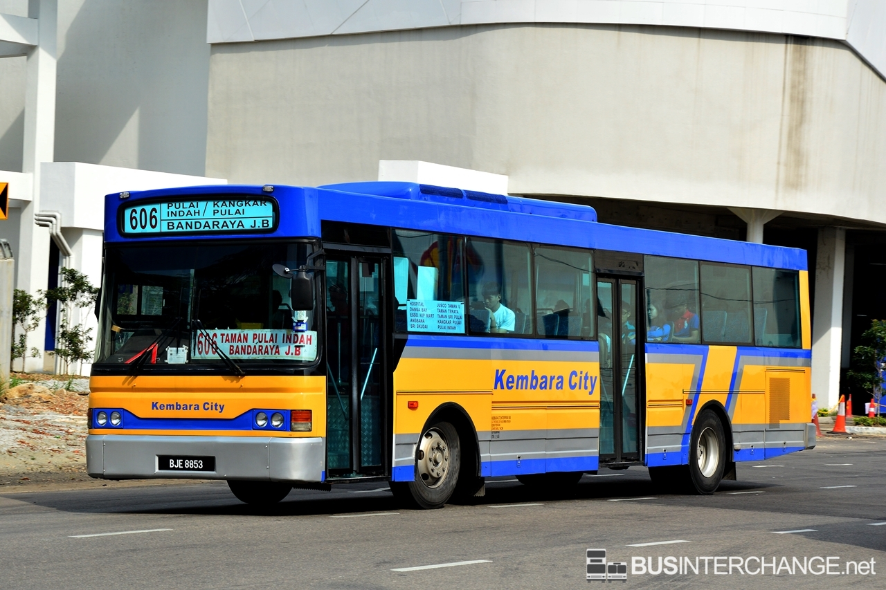 BJE8853 - 606