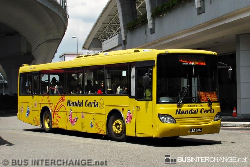 Causeway Link Bus 10B