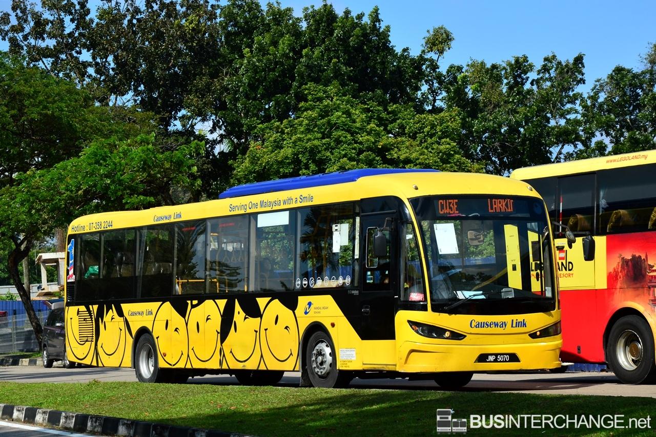 Causeway Link Cw3e Larkin Ciq 2nd Link Bus Service