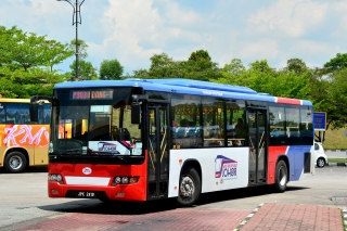Bas Muafakat Johor P303 will be amended to serve Tesco Eco Tropics at Kota Masai.