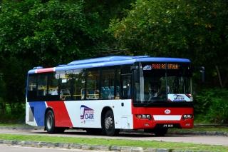 Bas Muafakat Johor P102 bus