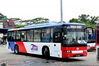 Bas Muafakat Johor P103 bus