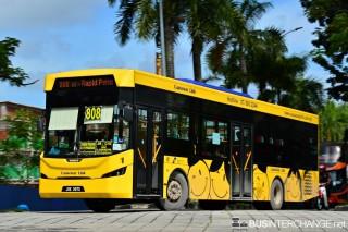 Route Information for Causeway Link 808 between Larkin and RAPID Pengerang