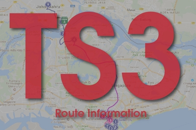TS3 Route Map