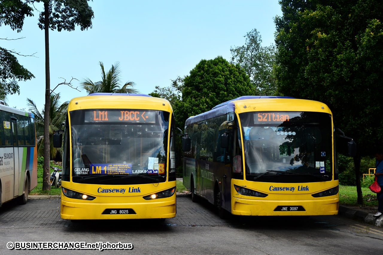 Reopening of Gelang Patah Bus Terminal