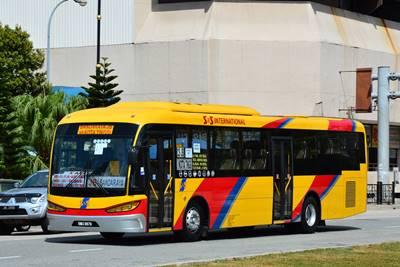 Sksbus SA12-300 buses were acquired as brand new buses in the S&S stage bus fleet.
