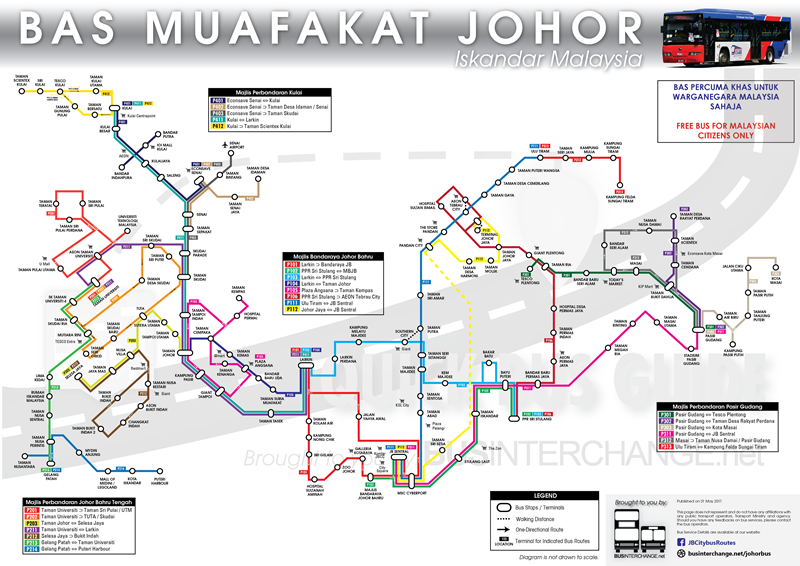 Bas Muafakat Johor Buses